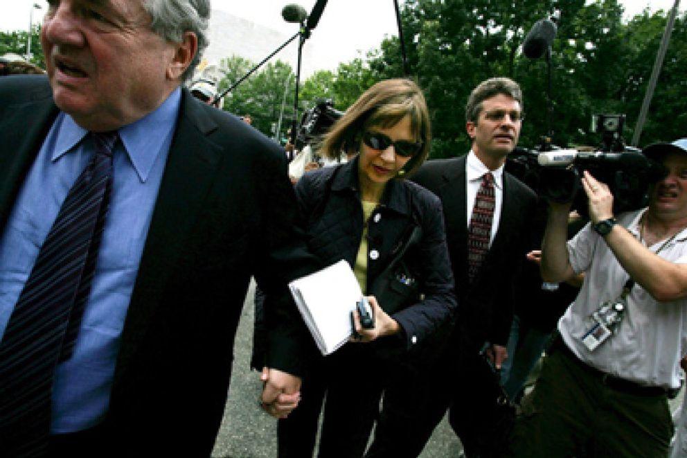 Una periodista del Times testificará sobre la filtración del nombre de una espía de la CIA