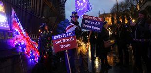 Post de La saga del Brexit llega a su fin: 1.316 días después, el Reino Unido abandona la UE