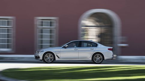 BMW 530e, el nuevo híbrido enchufable de 252 CV
