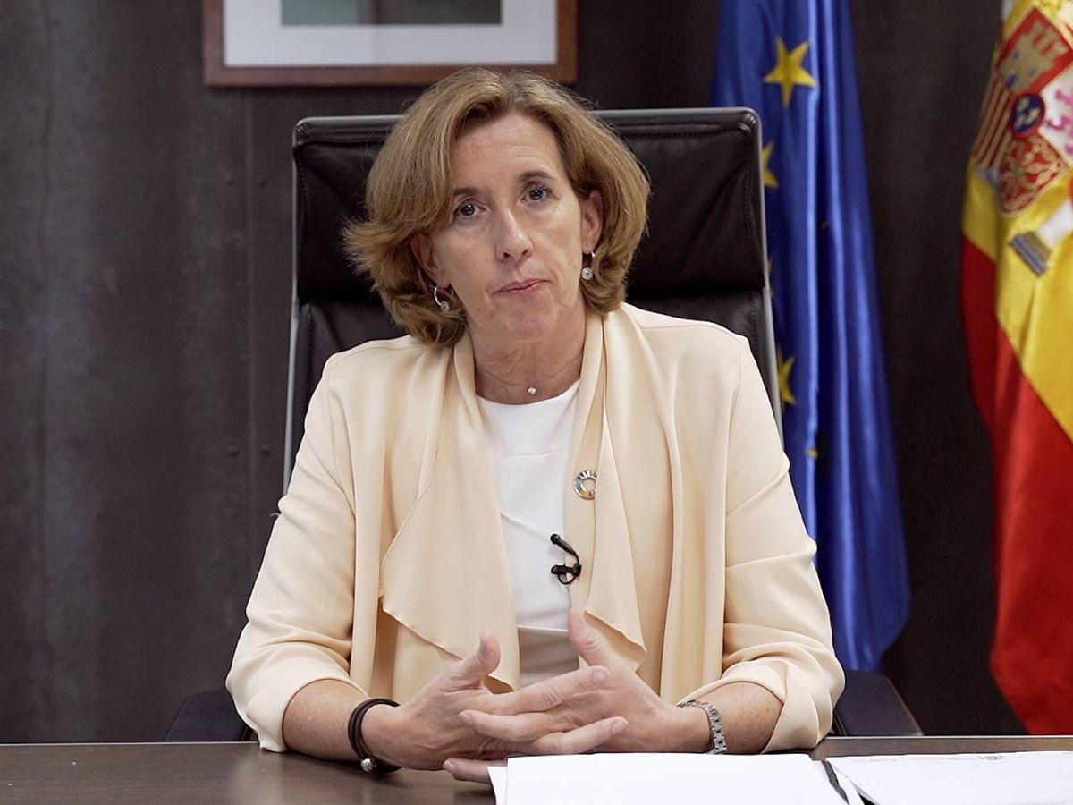 Foto: Ana de la Cueva, ex secretaria de Estado de Economía y Apoyo a la Empresa.