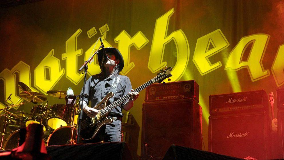 La nueva vida de Lemmy: Motorhead saca su primer disco sin Jack Daniel's