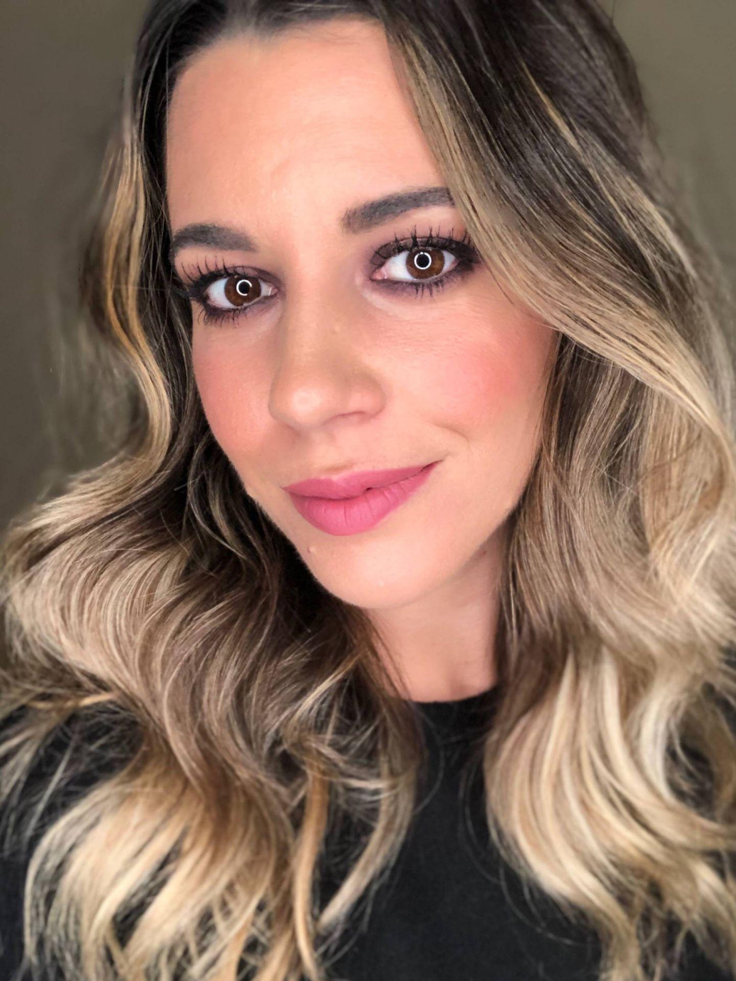 Mónica García, maquilladora y retail manager de MAC. (Cortesía)