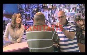 Las primeras imágenes del corto protagonizado por Henar Ortiz, tía de Letizia