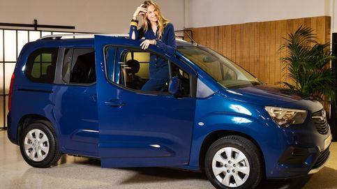 Martina Klein, madrina del Opel Combo Life y auroras boreales en Islandia: el día en fotos