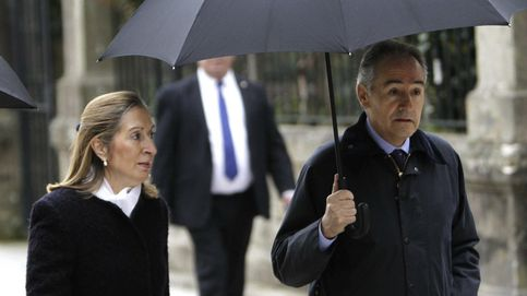 José Benito Suárez, marido de de Ana Pastor e íntimo de Mariano Rajoy