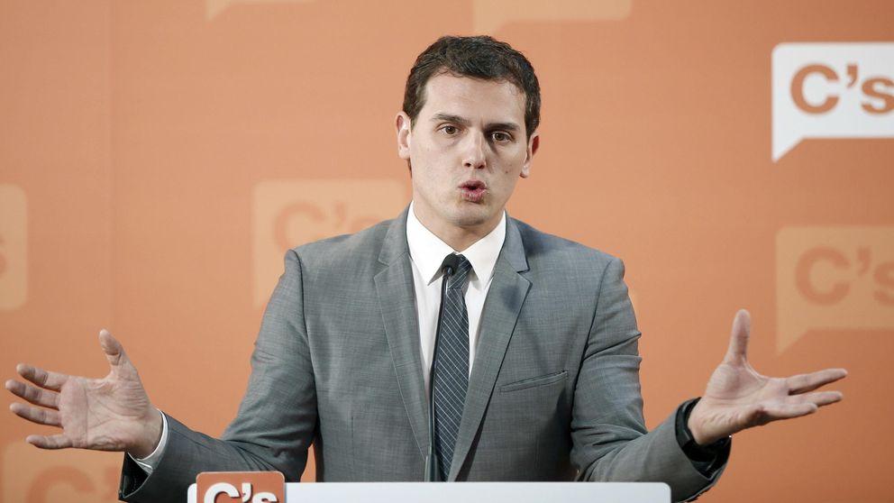 Rivera: Estoy encantado de que el PP pase de criticarnos a copiarnos