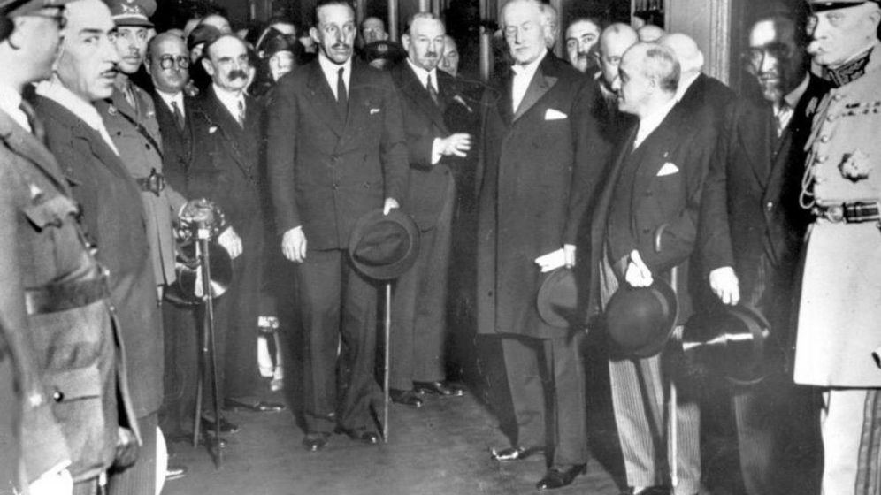 Foto: Alfonso XIII abdicó en favor de su hijo Juan en 1941, después de hacer renunciar a Alfonso y Jaime.