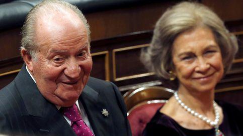 El motivo que ha unido a los reyes Juan Carlos y Sofía en un encuentro privado