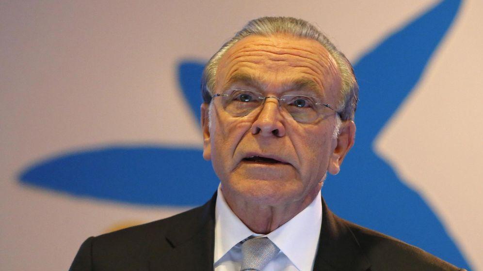 Foto: Isidre Fainé, presidente de la Fundación Bancaria la Caixa, en una foto de archivo. (Reuters)