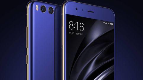 La compañía china desvela el nuevo Mi 6: así es su móvil más potente (y asequible)
