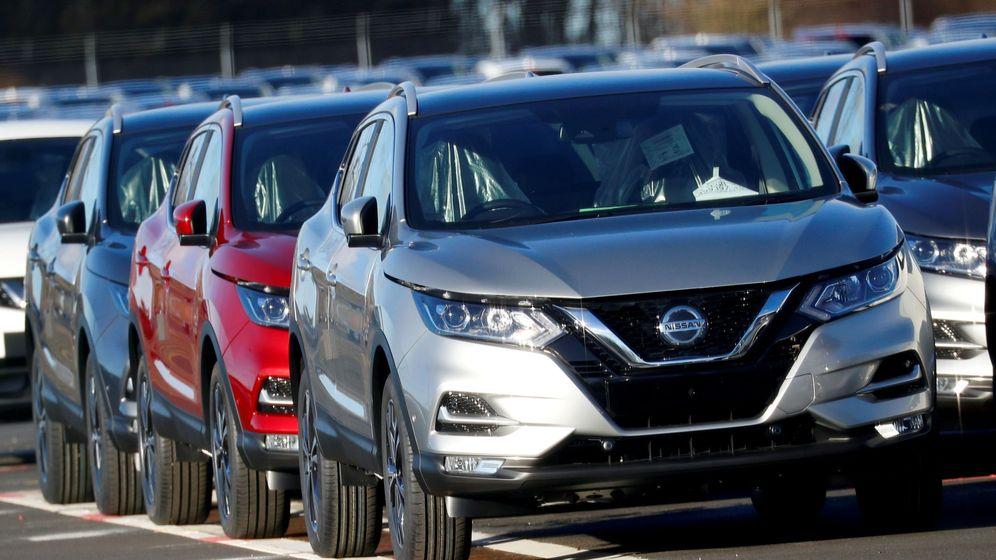 Foto: Foto de archivo de Nissan Qashqai, el SUV más vendido en España en 2019. (Reuters)