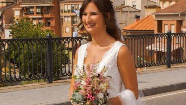 La novia durante la boda. (Gtres)