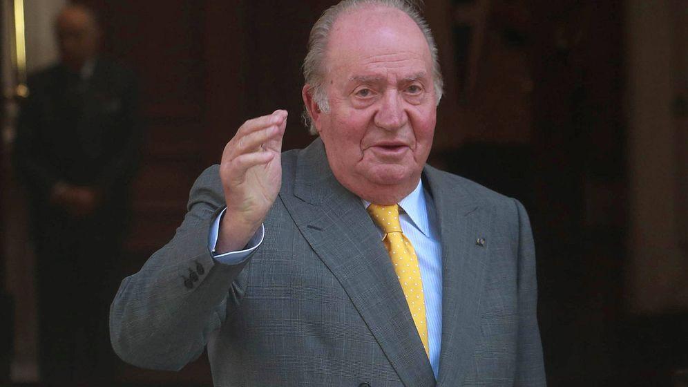 Foto: El rey emérito Juan Carlos. (Reuters)