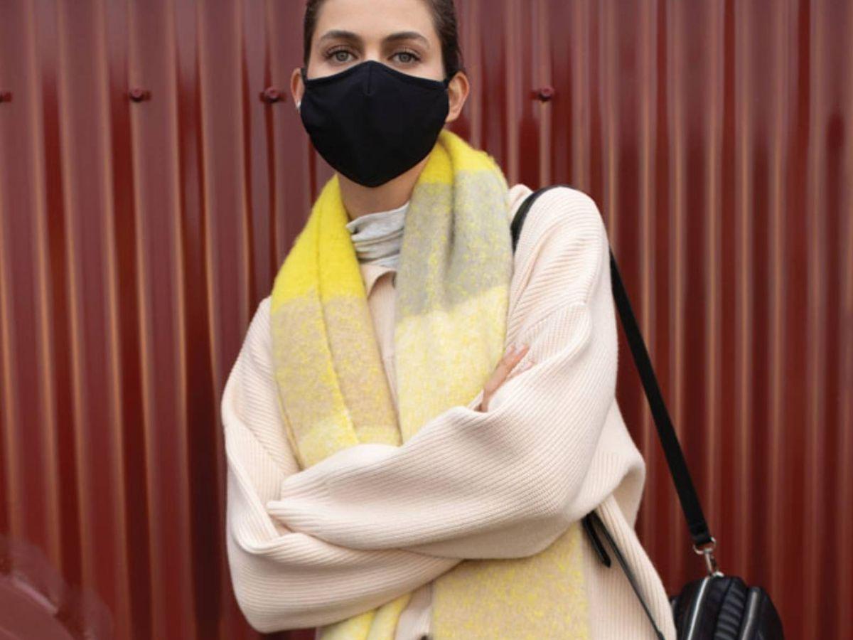 Foto: Protégete con estas mascarillas reutilizables de Parfois. (Cortesía)