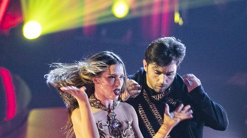 El baile más 'hot' entre David Bustamante y Yana Olina, foto a foto