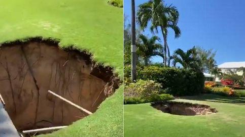 ¿Qué son los extraños hoyos que han aparecido en las Caimán tras un terremoto?