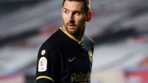 La dignidad de Messi y el apoyo del madridista Rafa Nadal