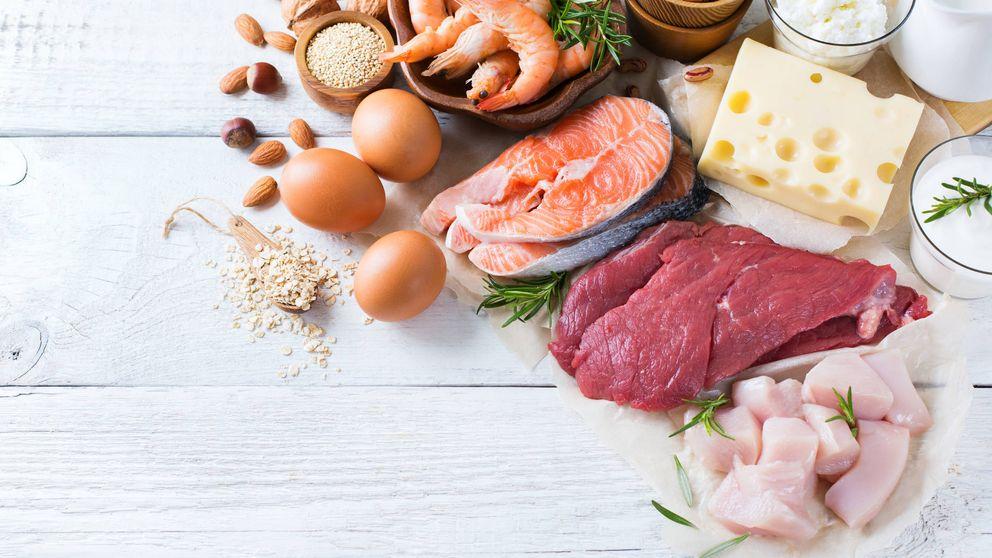 Más queso y menos carne: la nueva dieta para estar sano y saludable