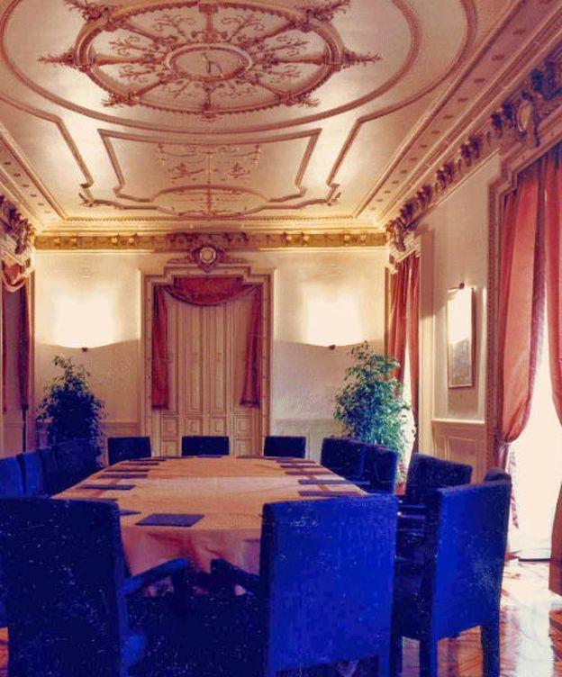 Foto: Sede del Colegio de Economistas de Madrid