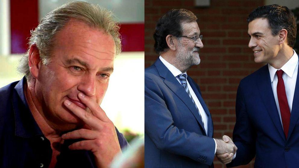 Bertín consigue a Rajoy y a Pedro Sánchez para 'En la tuya o en la mía'