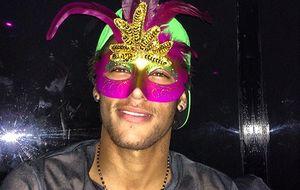 El Camp Nou ya silba a un Neymar que se quitó la careta de 'crack'