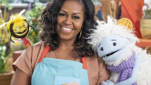 Michelle Obama estrena programa de cocina en Netflix