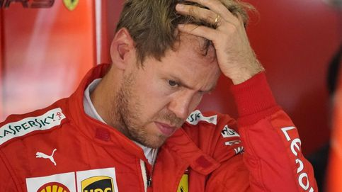 La oscura situación de Sebastian Vettel y cómo ha fracasado en Ferrari