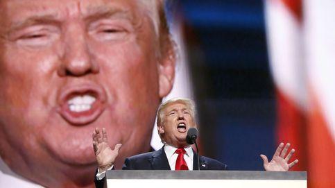 Siete perlas de Trump en su discurso como candidato a la presidencia