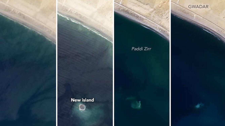 Adiós a Zalzata Koh: la NASA confirma que ya hay una isla menos en el mundo