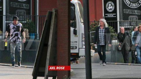 AC/DC ficha a Axl Rose, líder de Guns N'Roses, para la gira europea
