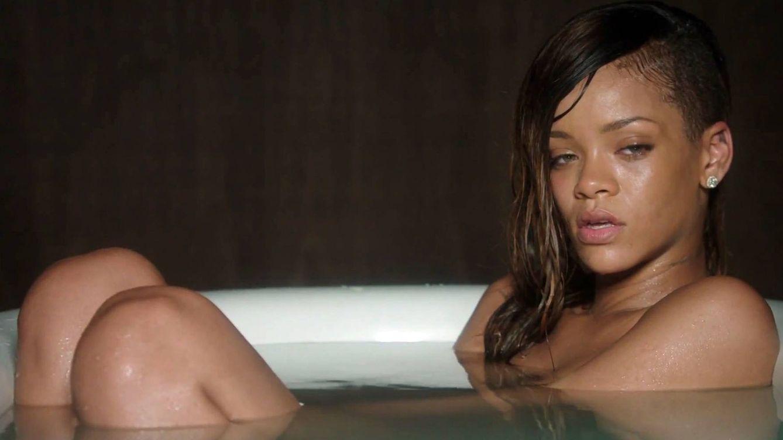 Foto: Rihanna en una imagen de su videoclip 'Stay'