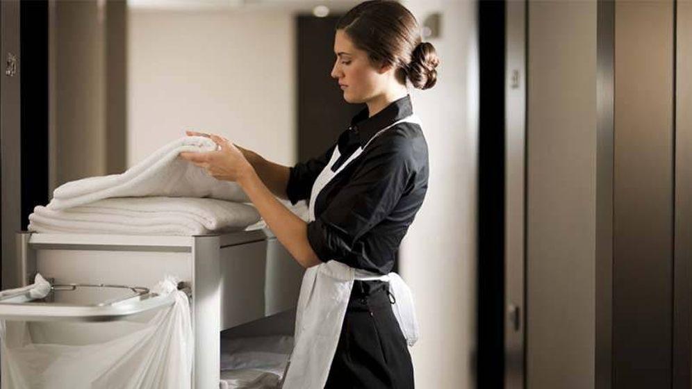 Foto: Las camareras de pisos subcontratadas cobran hasta un 40% menos en la actualidad. (Pixabay)