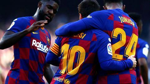 Cómo el Barcelona se sacudió el susto el día que Ángel aporreó la puerta del Camp Nou