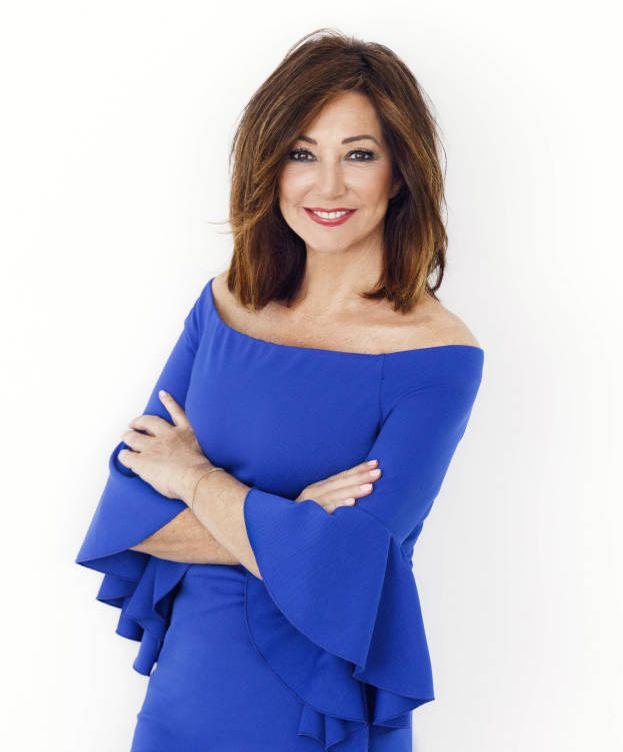 Foto: La presentadora Ana Rosa Quintana. (Mediaset)