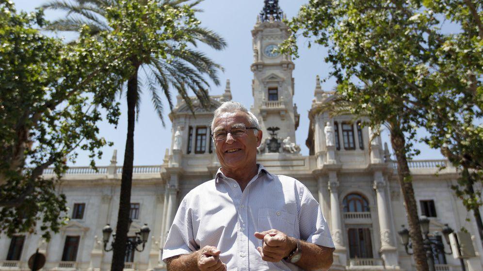 Foto: El candidato de Compromís a la Alcaldía de Valencia, Joan Ribó. (EFE)