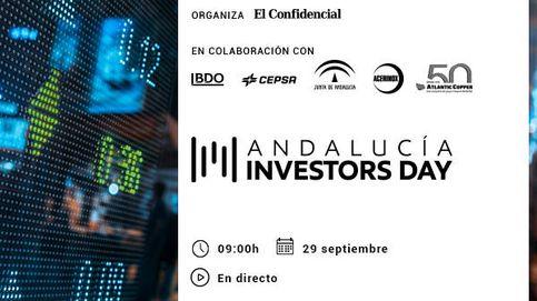 Andalucía Investors Day: oportunidades de inversión y claves de la recuperación