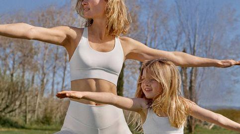 La nueva colección sporty de Oysho es ideal para madres e hijos