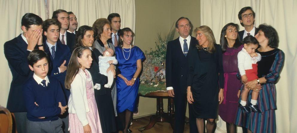 Un empresario anciano, la expresidenta del Rayo y 13 hijos: así son los Ruiz-Mateos