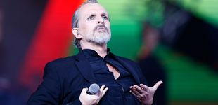 Post de Miguel Bosé: