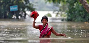 Post de No es solo Houston: las inundaciones dejan más de 2.000 muertos en Asia y África