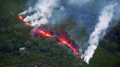 El volcán Kilauea, en Hawái, continúa abriendo nuevas fisuras nueve días después de su erupción