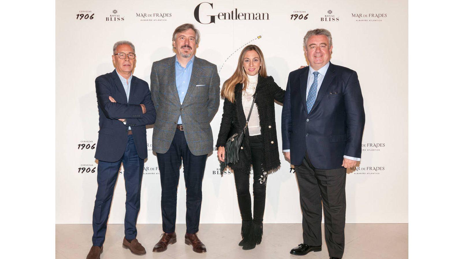 aa7084ea4 Sociedad  La gran fiesta de Gentleman  todas las fotos de la gala del 15º  aniversario