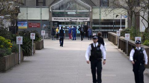 Record en Reino Unido: 938 muertos por Covid-19 en un día