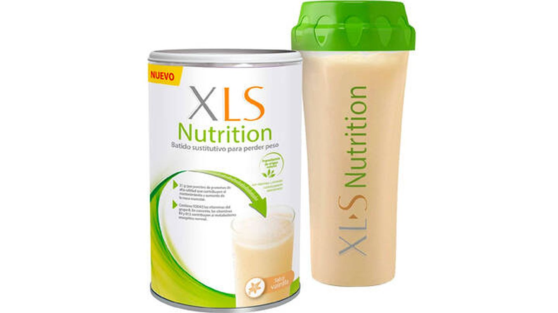 Batido sustitutivo XLS Medical Nutrition.