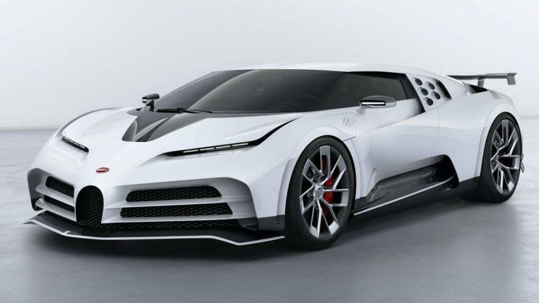 El Bugatti Centodieci valorado en 10 millones de euros. (Bugatti)