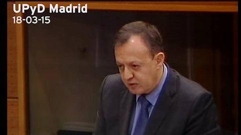 Alberto Reyero (Cs), nuevo consejero de Políticas Sociales de la Comunidad de Madrid