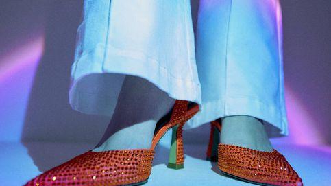 El 'paraíso de zapatos' de Uterqüe o los salones joya que toda mujer merece
