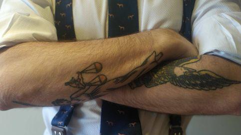 Abogados contra los prejuicios: Conseguí un cliente gracias a mis tatuajes