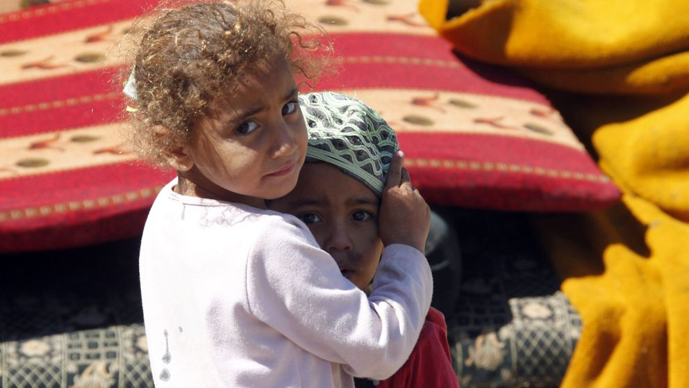 Andalucía cierra su programa 'estrella' para niños de la guerra con 7 refugiados