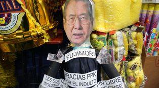 Cómo Fujimori 'secuestró' al presidente de Perú: un rehén en el Palacio de Pizarro
